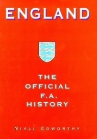 Sportboken - England the official F.A. history