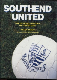 Sportboken - Southend United  The Official History of the Blues
