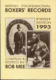 Sportboken - British Professional Boxers Records 1993