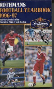 Sportboken - Rothmans Football Yearbook 1996-97