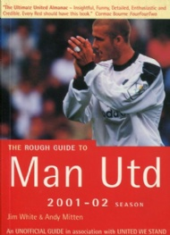 Sportboken - Rough Guide To Manchester United 2001-02 season