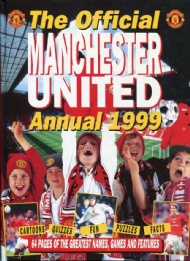 Sportboken - The official Manchester United annual 1999