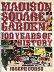 Sportboken - Madison Square Garden 100 Years of History