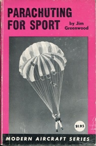 Sportboken - Parachuting for sport