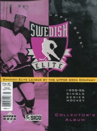 Sportboken - NHL  Swedish Elite League 1995-96