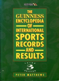 Sportboken - The Guinness encyclopedia of international sports records and results