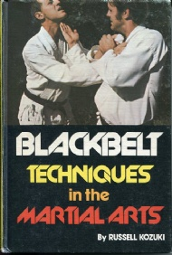 Sportboken - Blackbelt Techniques in the Martial Arts