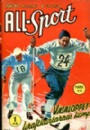 All Sport-RekordMagasinet All sport 1945 no.1