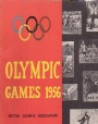 1956 Melbourne-Cortina Olympic games 1956