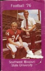 Rugby-Football  Southwest Missouri State University Football guide 1976