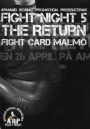 PROGRAM Fight Night 5 the return
