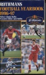 FOTBOLL - FOOTBALL Rothmans Football Yearbook 1996-97