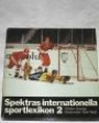Sportlexikon-Encyclopedia Spektras internationella sportlexikon 1-2 Extra Pris!