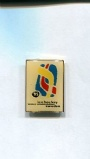Ishockey VM-World Pins Ice hockey 95 World Championship Sweden