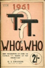 Motorcykelsport The 1951 T.T. whos who