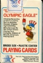 Diverse-Miscellaneous Playing cards Olympic Eagle olympic games 1984