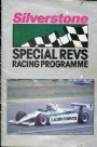 PROGRAM Silverstone special revs racing programme