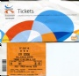 Biljetter-Ticket European Athletics Championship 2006
