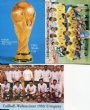Vykort-Postcard-FDC World Cup 1930-1994