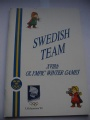 1994 Lillehammer Swedish Olympic Team Lillehammer 1994
